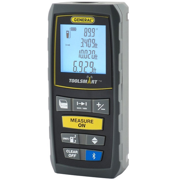 General Tools ToolSmart Laser Distance Measuring Tool