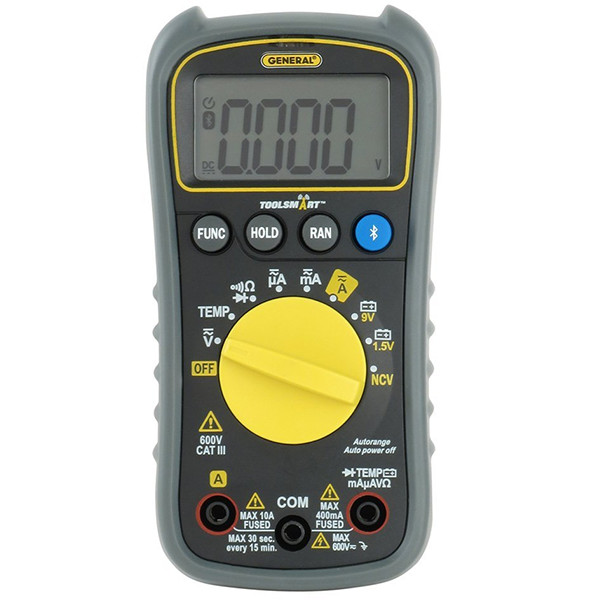 General Tools ToolSmart Multimeter