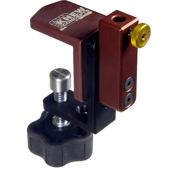 Knew Concepts Mini Benchtop Clamp
