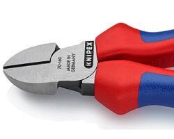 Knipex Upgrades Their Diagonal Cutters with a New Pivot and Longer Cutting Edges