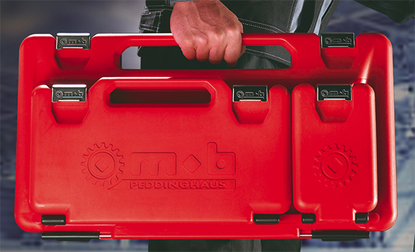 MOB Peddinghaus Fusion Box Connecting Toolboxes