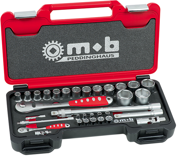 MOB Peddinghaus Mechanics Tool Set