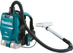 New Makita 18V X2 Cordless Brushless Backpack Vac