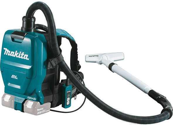 Makita 18V X2 Backpack Vac