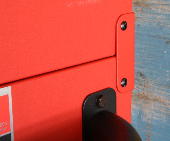 Milwaukee 30 inch storage combo brackets