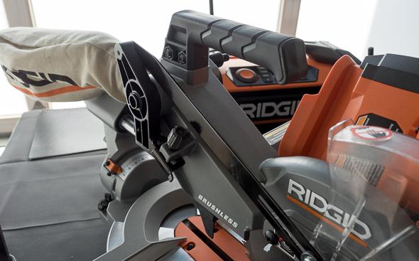 Ridgid 18V Cordless Miter Saw Handle