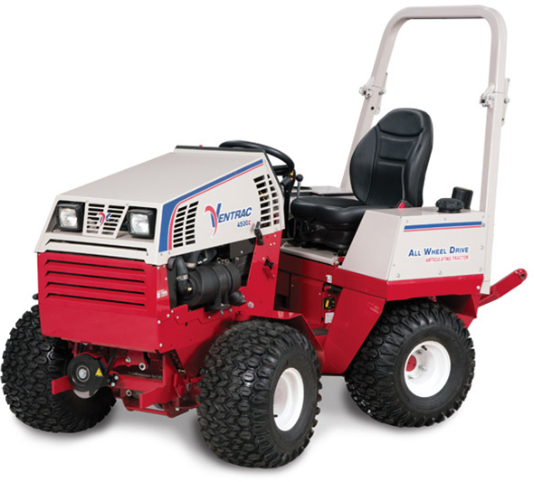 Ventrac 4500z The Swiss Army Knife Of Tractors