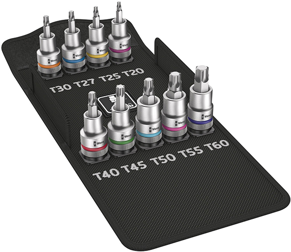 Wera Torx Bit Socket Set
