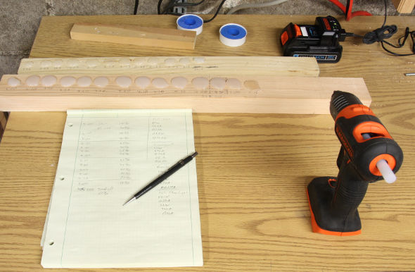 Black and Decker Cordless glue longevity test