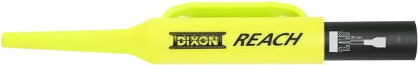 Dixon Reach Deep Hole Permanent Marker capped