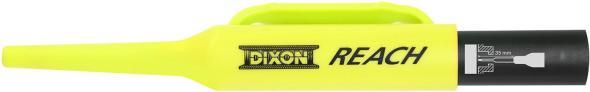 Dixon Reach Deep Hole Permanent Marker capped