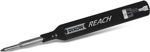 Dixon Reach Deep Hole Permanent Marker opened