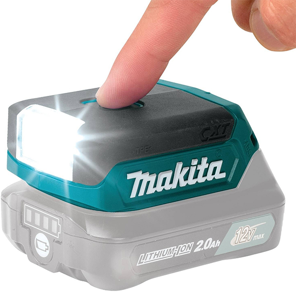 Makita 12V CXT LED Flashlight