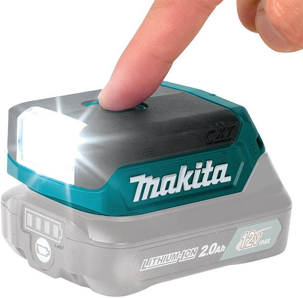 Makita 12V CXT LED Flashlight