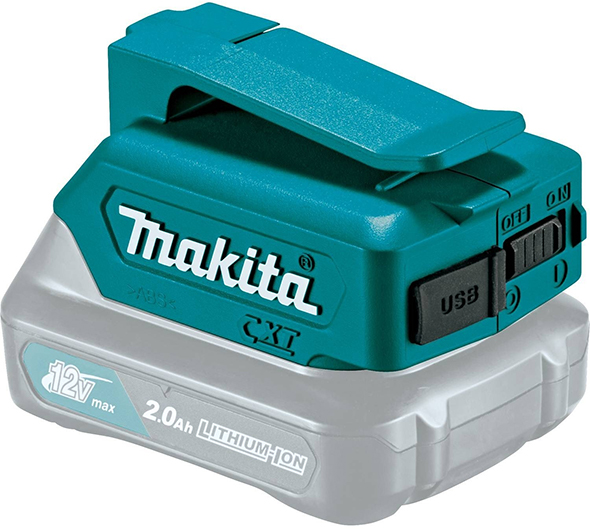 Makita 12V CXT USB Power Source