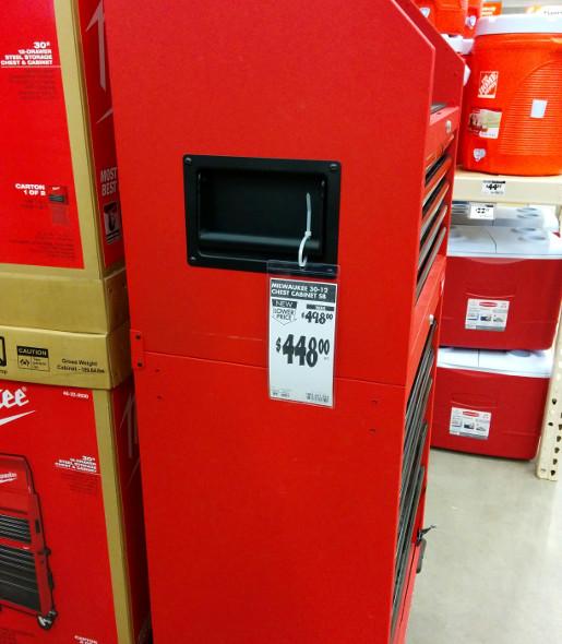 Milwaukee 30 inch storage combo price drop