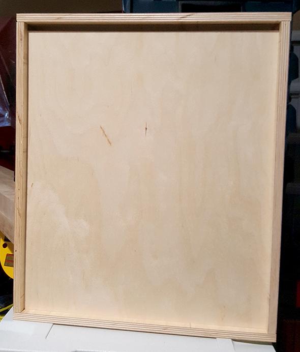 Test Cabinet Drawer Mistake