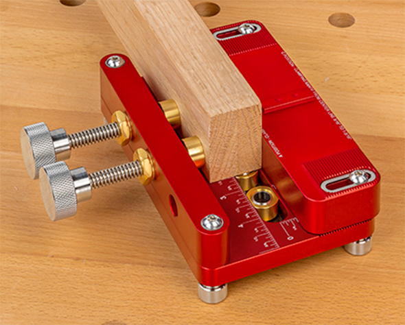 Woodpeckers Ultimate Doweling Jig Clamping Jaws