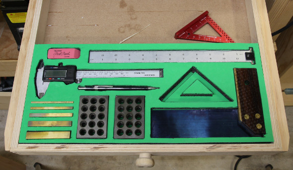 Hands On Organize Your Tool Drawers With Fastcap Kaizen Foam