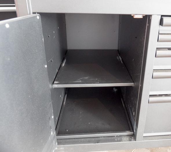 New Husky 60 Inch 10 Drawer Mega Mobile Workbench
