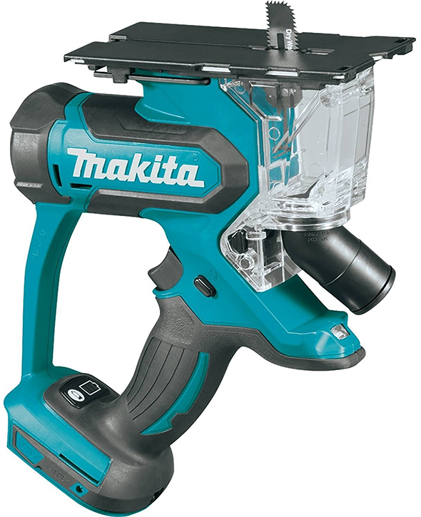 Wall Panel Saw Milwaukee : New makita v drywall cut out saw