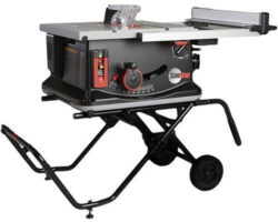 CPSC Proposed Rulemaking on Table Saws and Active Injury-Avoidance Tech