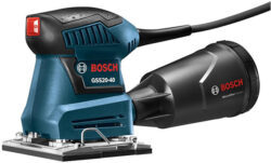 This Looks New: Bosch 1/4 Sheet Finish Sander, GSS20-40