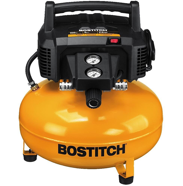 Deal Of The Day Bostitch 6 Gallon Pancake Air Compressor For 99