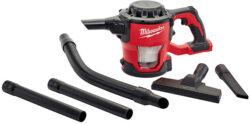New Milwaukee M18 Cordless Compact Hand Vacuum with HEPA Filter