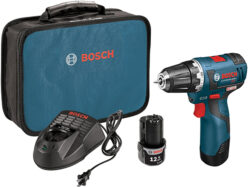 Deal of the Day: Bosch 12V Max Brushless Drill and Screwdriver Kits (10/18/2017)