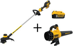 Deal of the Day: Cordless String Trimmer & Air Blower Combos: Dewalt, Ego, Ryobi (11/27/16)