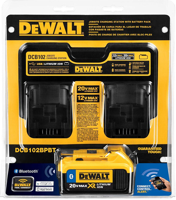 dewalt-dcb102bpbt-20v-max-bluetooth-battery-and-double-charger-starter-kit
