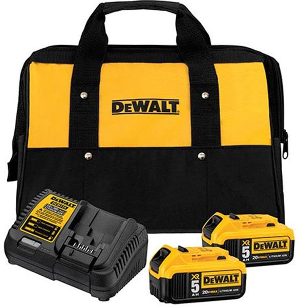 dewalt-dcb205-2ck-20v-max-starter-kit