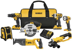 Home Depot Cyber Monday 2016: Dewalt Cordless Combo Kits
