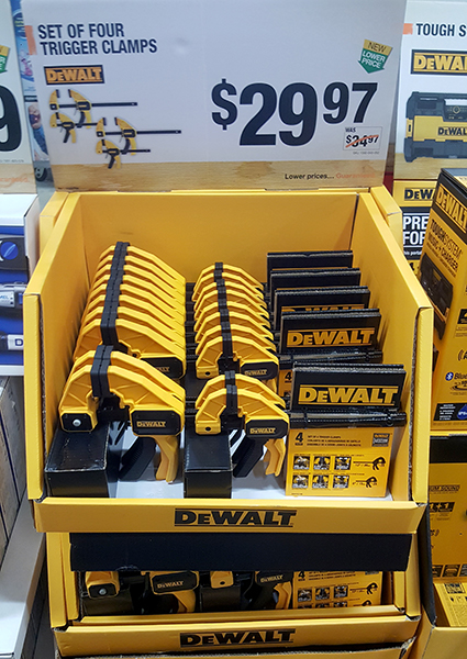 home-depot-black-friday-2016-dewalt-clamp-sale