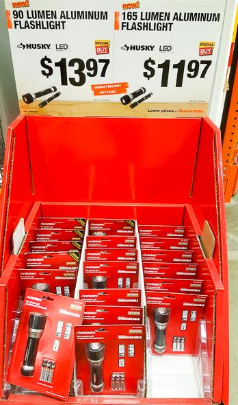 home-depot-black-friday-2016-tool-deals-husky-90-and-165-lumen-led-flashlights