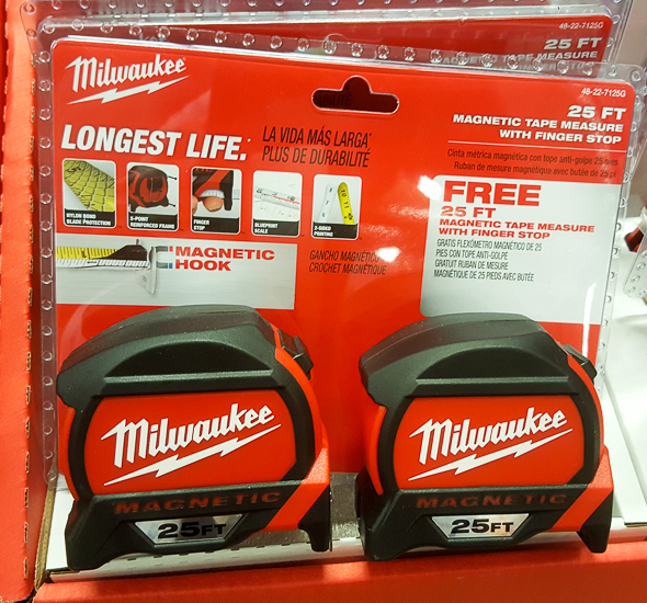 home-depot-black-friday-2016-tool-deals-milwaukee-25-foot-magnetic-tape-measure-combo