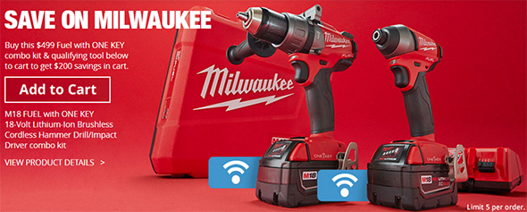 home-depot-holiday-2016-milwaukee-m18-fuel-with-one-key-brushless-combo-kit-freebie-details