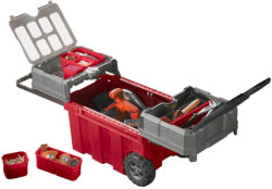 Keter Rolling Tool Box (Mini Review)