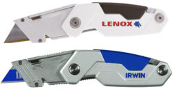 I Was Tricked into Buying 2 Lenox Utility Knives