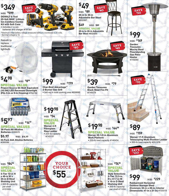 Lowes Black Friday 2016 Tool Deals Page 13