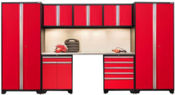 Deal of the Day: Garage Cabinets, Workbenches, Storage Systems (11/26/16)