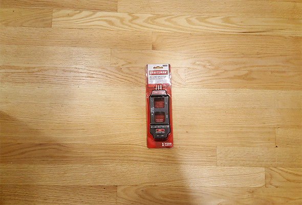 sears-craftsman-holiday-tool-center-line-splitter-purchase