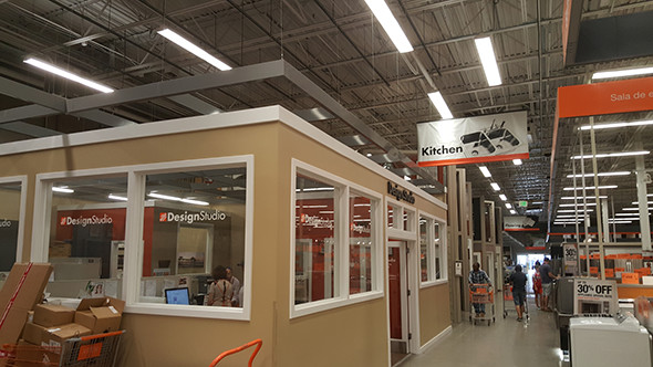 Super Home Depot Design Studio