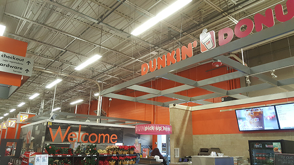 i visited a huge super home depot and it was awesome