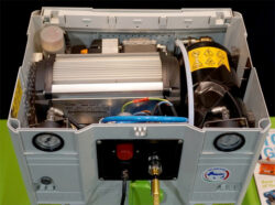 New Cadex Air Compressor in a Systainer Tool Box