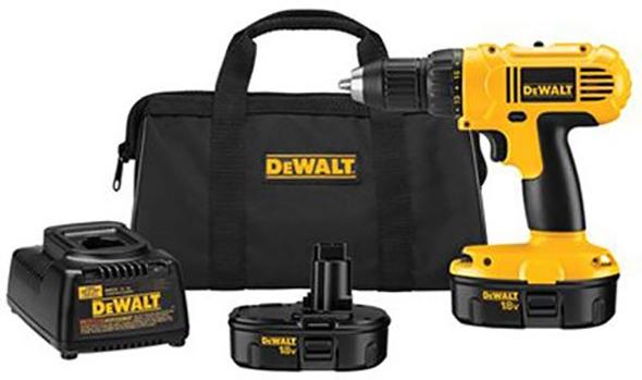 DEWALT DC970K-2 18V Drill Kit