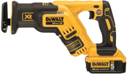 New Dewalt 20V Max Brushless Compact Reciprocating Saw!