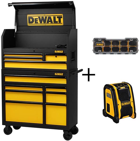 Dewalt 40-inch Tool Storage Combo