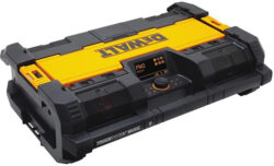 Giveaway of the Day: Dewalt Tough System Music Player & Charger